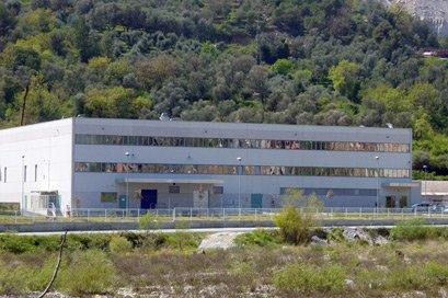 Фото - фабрика Arkopharma в Италии - место производства Baobab Life