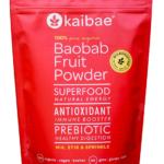 Kaibae product (Ghana). Baobab Fruit Powder - Pouch. Superfood. Antioxidant. Prebiotic -- Продукт компании Kaibae (Гана, Африка) . Порошок из фруктов Баобаба - расфасован в мешок. Супер-фрукт, антиоксидант, пребиотик -- gokaibae.com/
