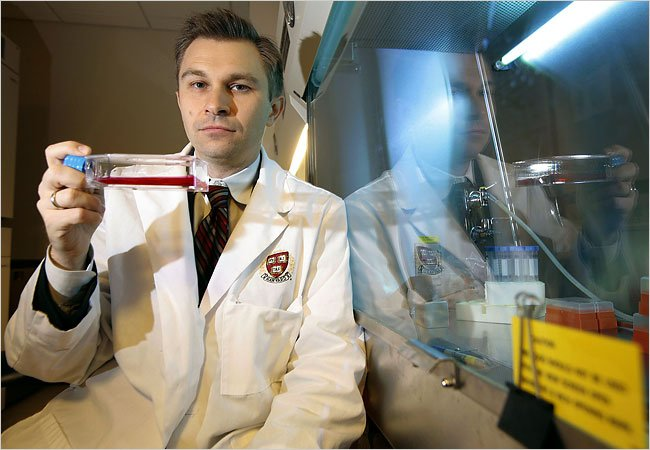 dr david sinclair has buoyed hopes for resveratrol -- credit rick friedman for the new york times