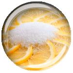 Лимонная кислота png без фона (прозрачный фон)