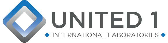United One International Laboratories logo png transparent