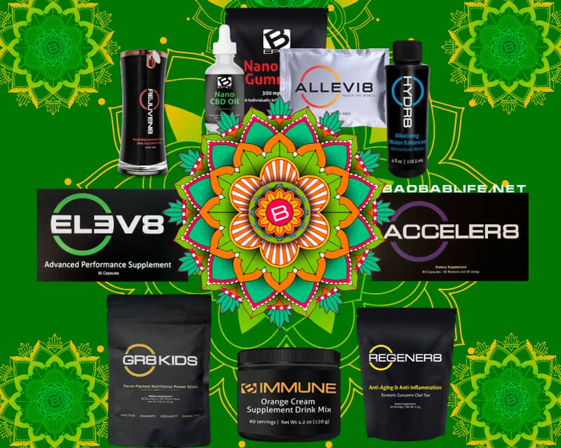 Купить продукты BEpic (Elev8, Acceler8, b-Immune, Allevi8, Regener8 и другие)