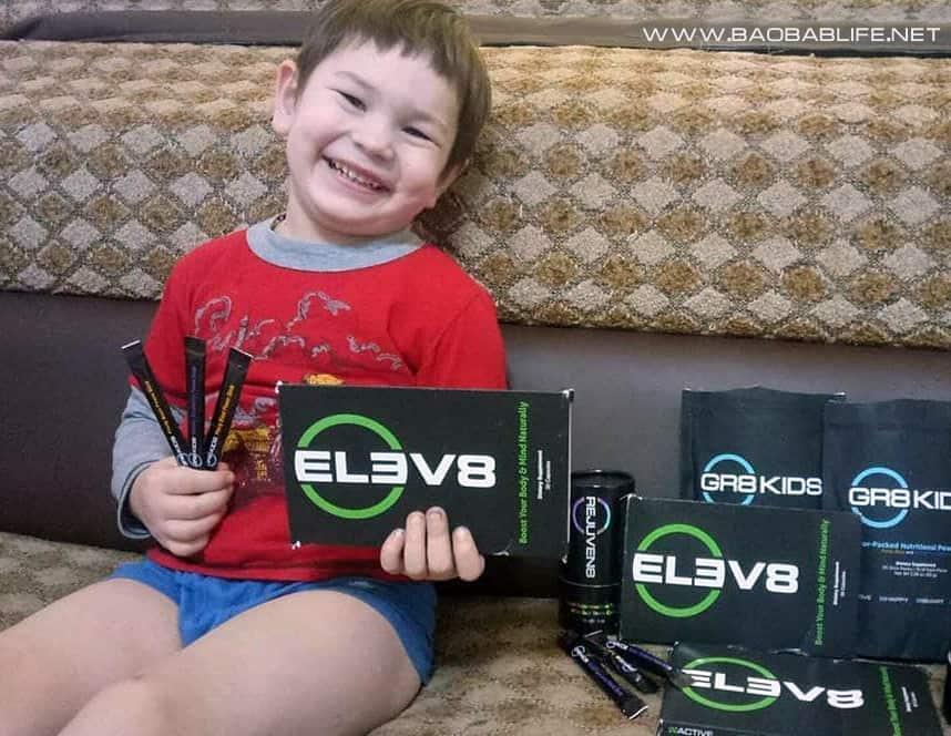 Elev8 можно ли детям