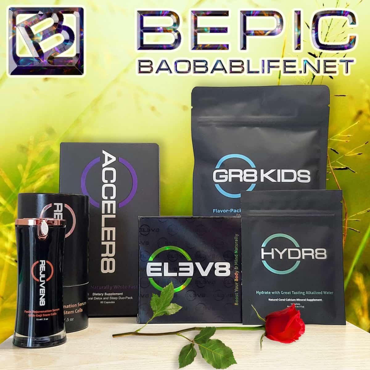 Все продукты BEpic