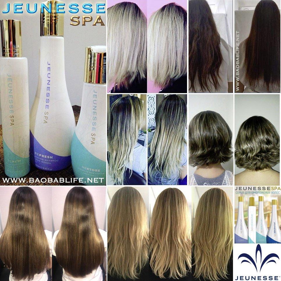 Средство для волос jeunesse spa: фото