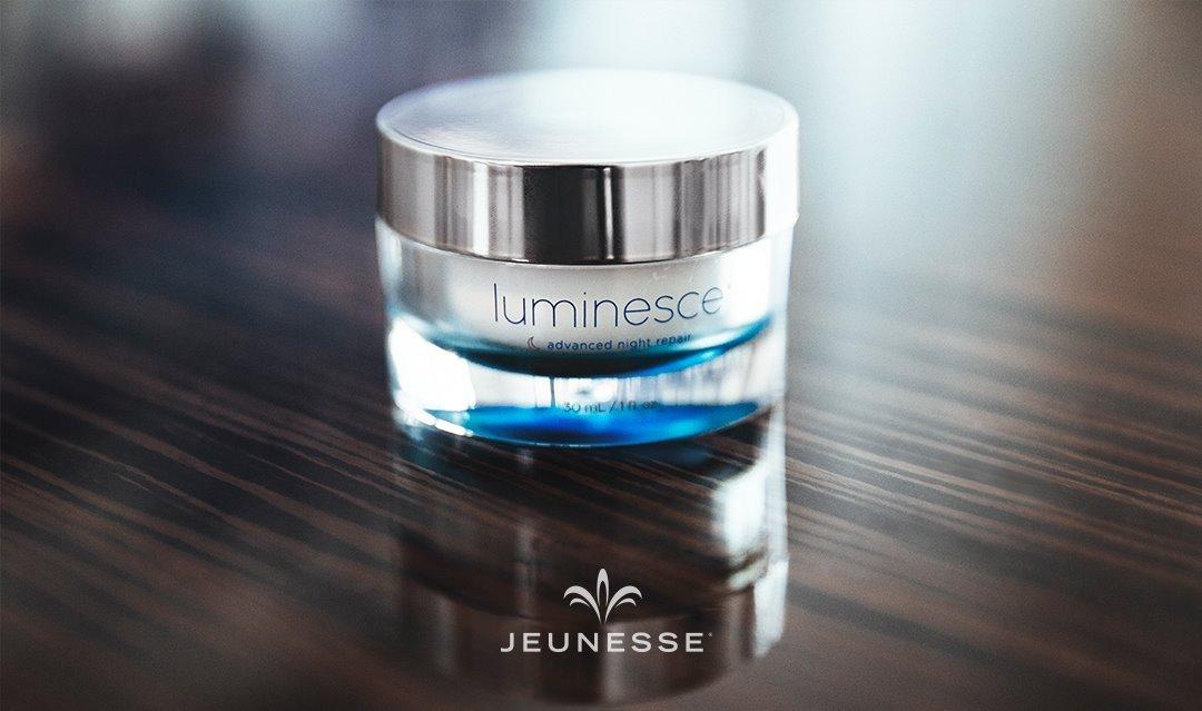 Ночной крем Lumunesce от Jeunesse Global