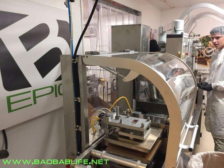 Новое оборудование для выпуска капсул Elev8
