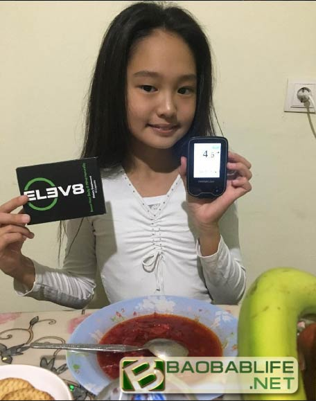 Elev8 для детей с диабетом