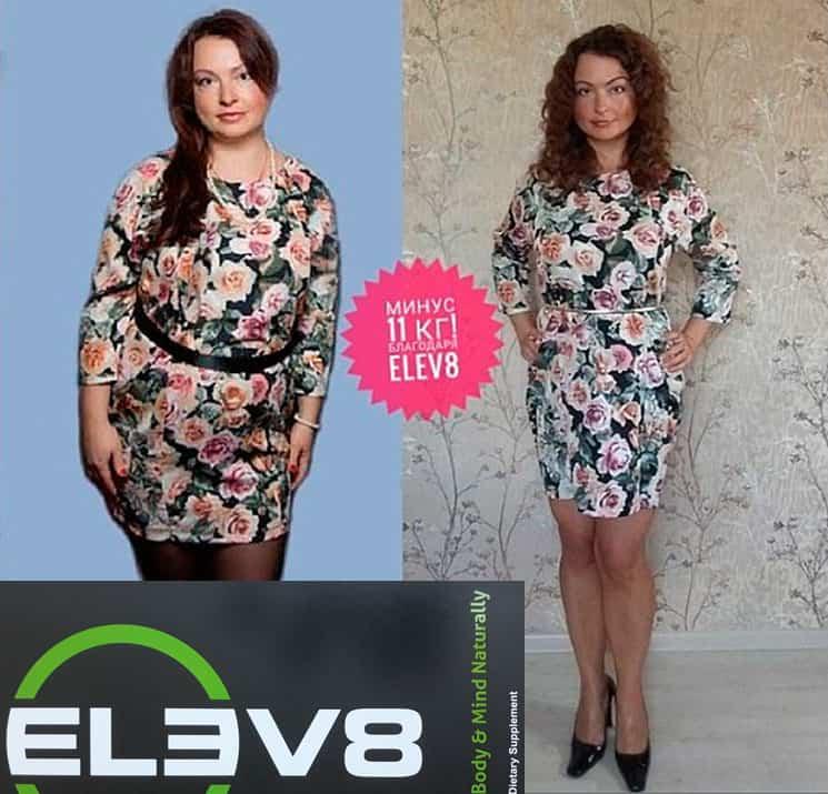 Отзывы Elev8 - похудение