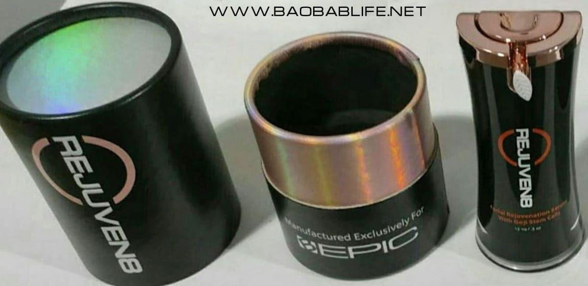 Сыворотка Rejuven8 компании BEpic