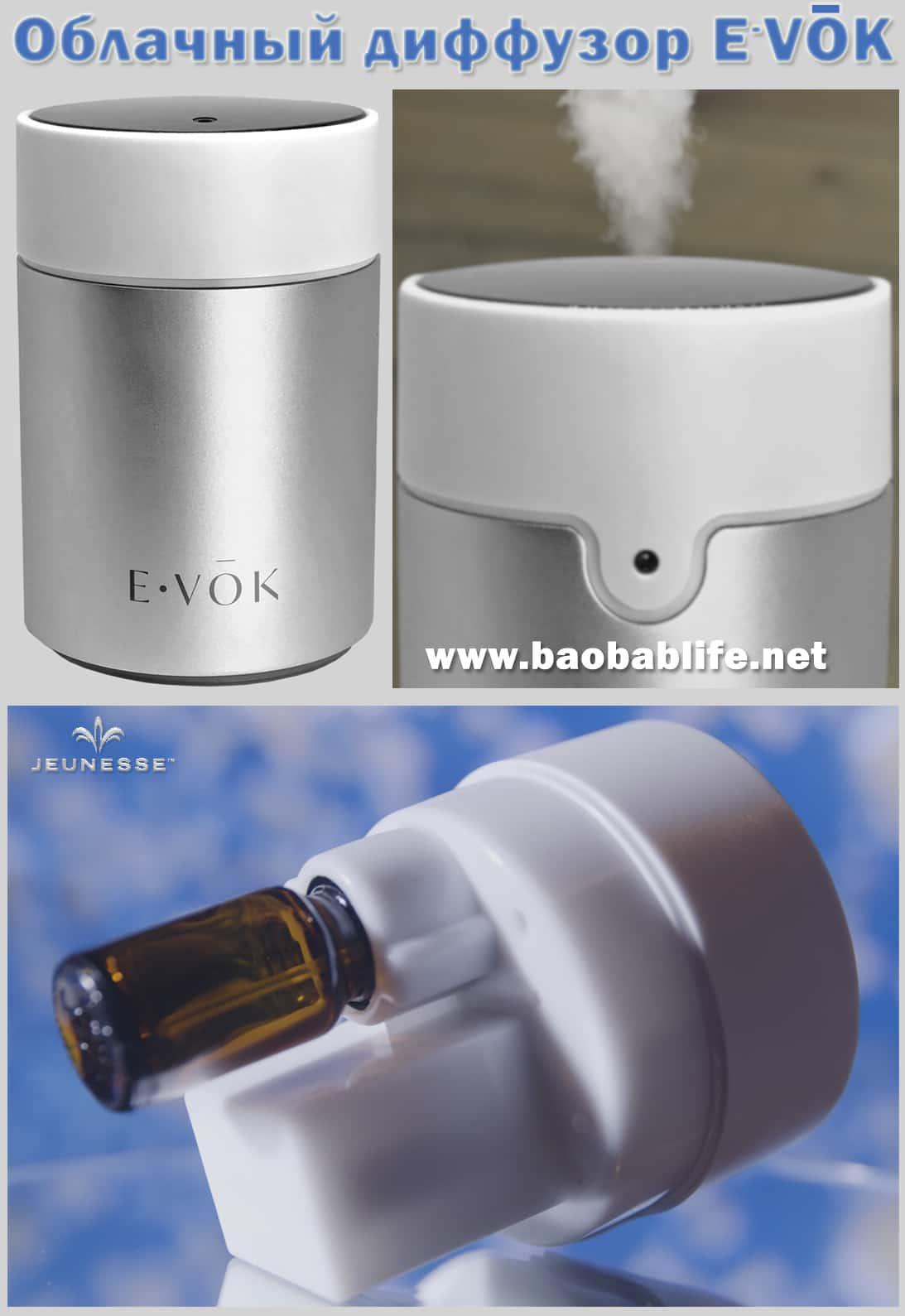 Диффузор EVOK от Женесс