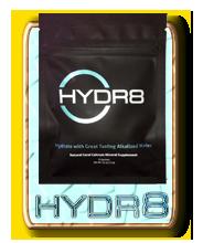 Порошок для приготовления кальциевой воды Hydr8 от Best Bepic