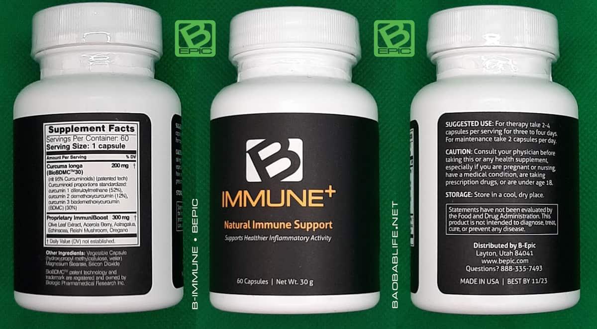 Как выглядит B-Immune+ компании БЕпик